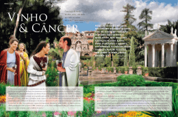 Vinho e Cancer