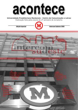 Acontece – Edição Especial Intercom Sudeste 2008.2