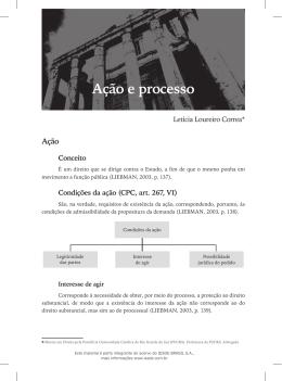 Ação e processo - UOL Concursos Públicos