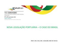 Adalmir José de Souza - Professor da UFF