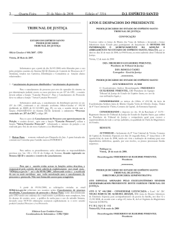 Word Pro - 21052008.lwp - Tribunal de Justiça do Espírito Santo
