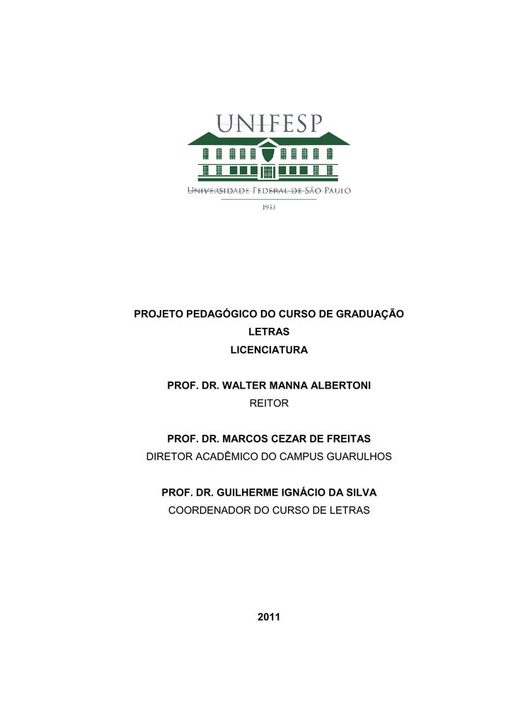 Projeto pedaggico licenciatura fandeluxe Image collections
