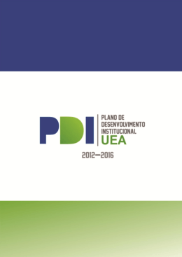 2 - PDI 2012-2016 - plano de desenvolvimento institucional