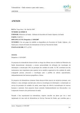 ANEXOS - APDSI