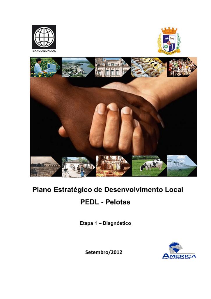 Etapa 1 - Diagnóstico - Prefeitura Municipal de Pelotas