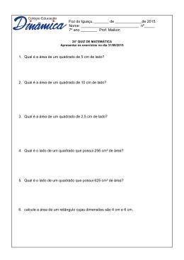 Quiz 24
