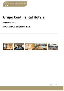 Grupo Continental Hotels