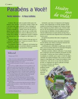 A Vaca Leiteira - Associação Portuguesa de Criadores de Raça Frísia