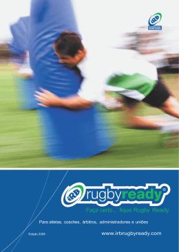 Faça certo... fique Rugby Ready