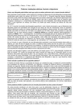 13-Potencia em instalacoes eletricas e disjuntores - helder