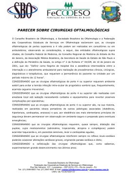 parecer sobre cirurgias oftalmológicas - 05-03-2008-1