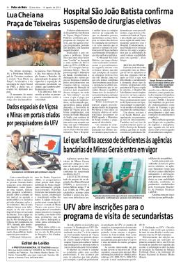 Hospital São João Batista confirma suspensão de cirurgias eletivas