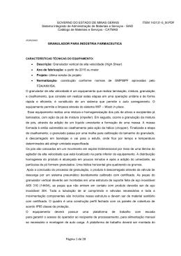 Página 1 de 28 - Portal de Compras do Estado de Minas Gerais