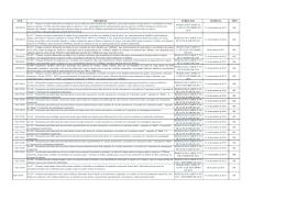 Ex-tarifários vigentes - Ministério do Desenvolvimento, Indústria e