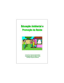 Educação Ambiental e Promoção da Saúde