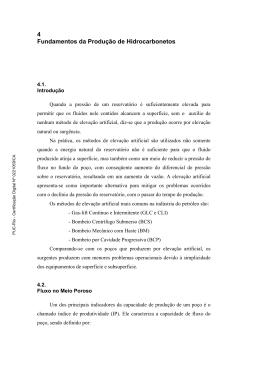 4 Fundamentos da Produção de Hidrocarbonetos - Maxwell - PUC-Rio