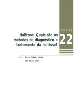 Halitose: Quais são os métodos de diagnóstico e tratamento da