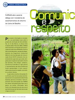 Comunicação e respeito