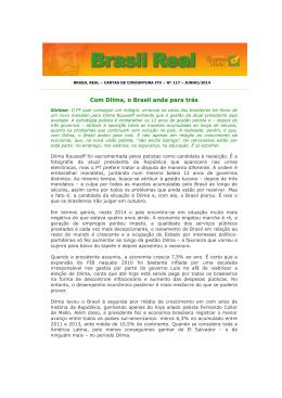 Brasil Real_117_anos Dilma - Instituto Teotônio Vilela