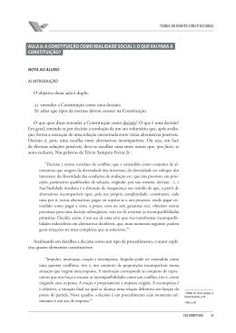Arquivo em PDF - Acadêmico de Direito da FGV