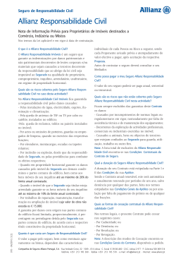 RC Proprietários de Imóveis de Comércio, Indústria ou Mistos