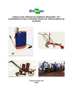"agricultura familiar no nordeste brasileiro ""kit"" - Ainfo"