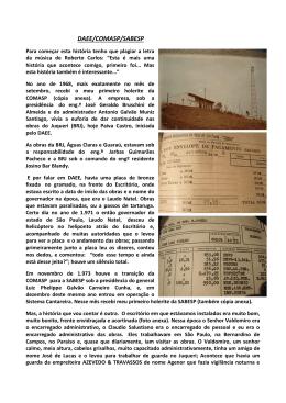 10. Daee / Comasp / Sabesp (por José Rosa Coelho)