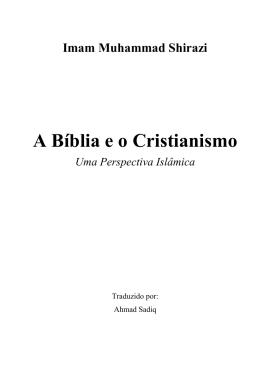 A Bíblia e o Cristianismo