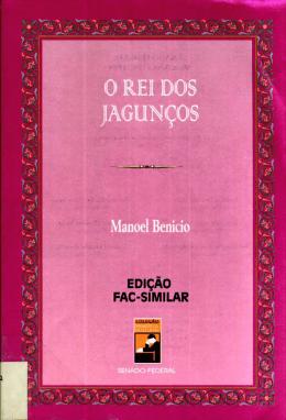 Manoel Benicio - Biblioteca Digital do Senado Federal