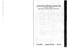 RJM - Janeiro 1960 - Vol XVIII Ano XI