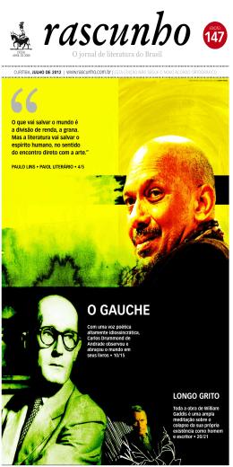 Edição 147 - Jornal Rascunho