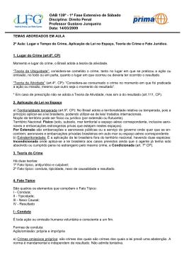 Penal Gustavo _2 aula_14_03_09