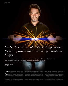 UFJF desenvolve soluções em Engenharia Elétrica para pesquisas
