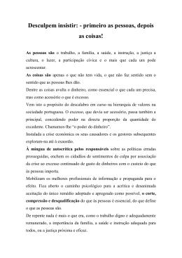 """""""Desculpem…"""" publicado na edição de 27.06.2014"""