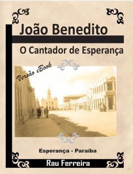 Livro: João Benedito, o cantador de Esperança-PB.