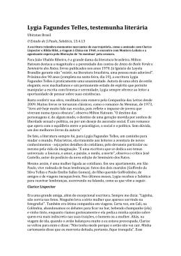 13.04.Lygia Fagundes Telles