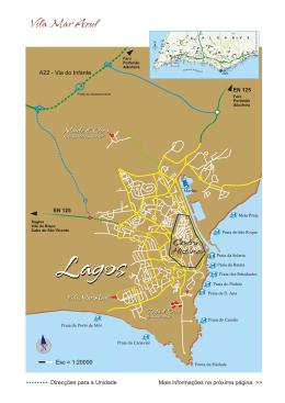 Mapa de Localização Villa Marazul