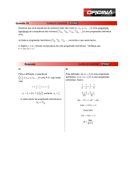 Questão 19 Resposta
