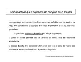 aula 2  - Universidade de Aveiro › SWEET