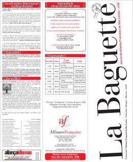 La Baguette - Número 02.cdr