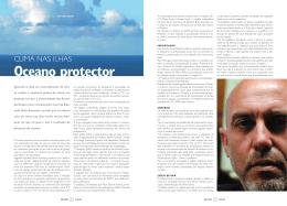 Oceano protector - Climaat