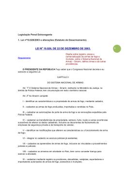 LEGISLAÇÃO PENAL POLICIA CIVIL CE
