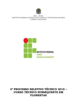 Edital - Concursos