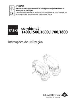 combimat 1400,1500,1600,1700,1800 - Diversey - E