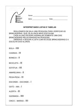 Matemática Oficina II