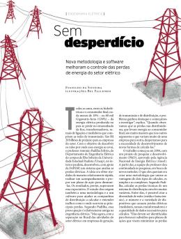desperdício - Revista Pesquisa FAPESP