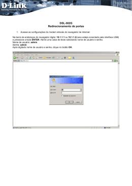 DSL-502G – Telemar - D-Link