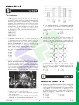 09060915-Matemática I-1º Ano-QUESTÕES