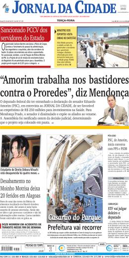 Casarão do Parque - Jornal da Cidade