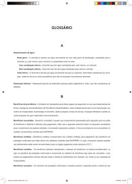 Glossário (pdf - 7 páginas - 0.19 MB)